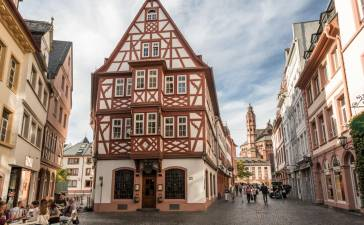 Tourismusrekord 2019 in Mainz