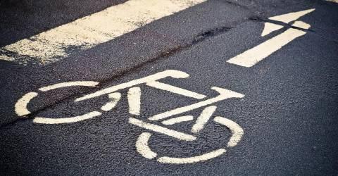 ADFC fordert mehr Platz für Radfahrer und Fußgänger