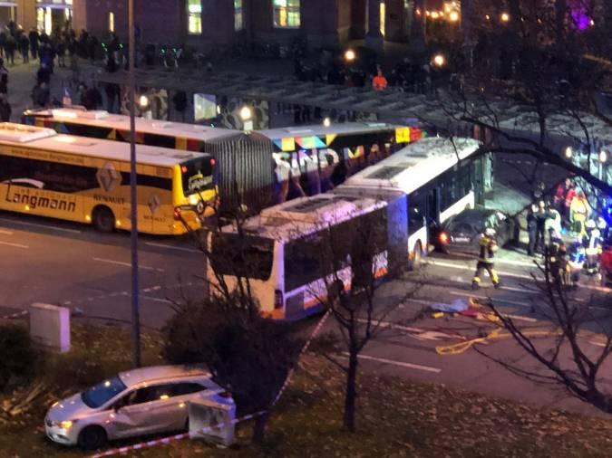 Wiesbaden Unfall Heute